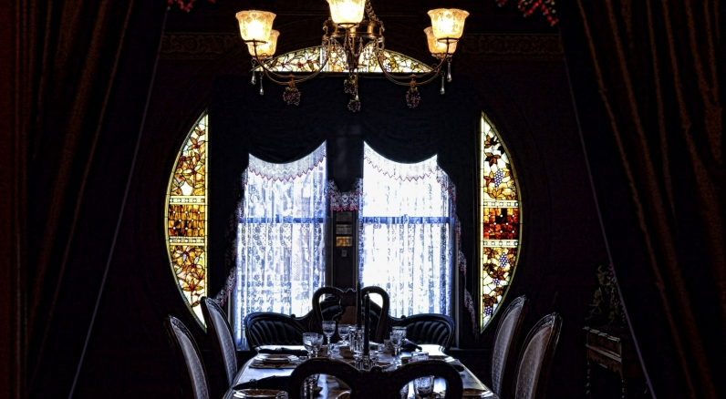 Seiberling dining room